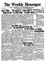 Weekly Messenger - 1918 March 30