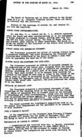 WWU Board minutes 1918 March