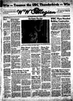 WWCollegian - 1947 October 10