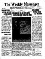 Weekly Messenger - 1922 November 17