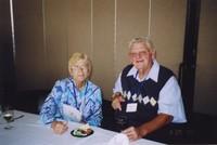 2007 Reunion--Linda Kuder (Mrs. Jim Kuder) and Rick Miller