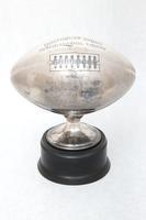 Football Trophy: Northwest Viking Inspirational Trophy, 1933/1938