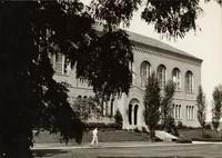 1935 Library: North Facade