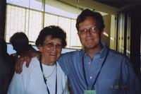 2007 Reunion--Evelyn Mason and son David