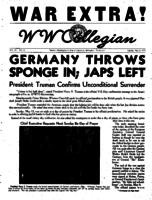 WWCollegian - 1945 May 8