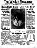 Weekly Messenger - 1922 February 3