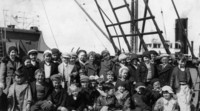 1933  Field Trip To Pacific-American Fisheries