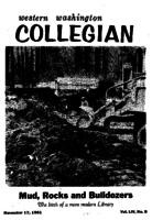 Western Washington Collegian - 1961 November 17