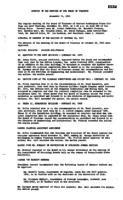WWU Board minutes 1963 November