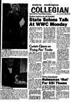 Western Washington Collegian - 1959 May 8