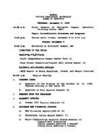 WWU Board minutes 1996 December