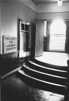 1971 Old Main: Interior