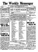 Weekly Messenger - 1917 December 15