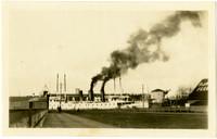 Steam vessels