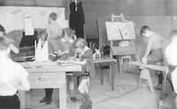 1935 Classroom Art Activities