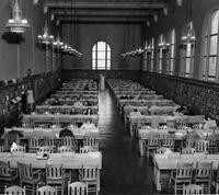 1940 Library: Reading Room