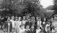 1937 Sixth Grade Class