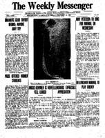 Weekly Messenger - 1923 January 19