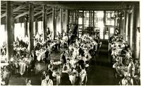 Women's luncheon in Mt. Baker Lodge dining room
