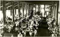Women's luncheon in Mt. Baker Lodge dining room