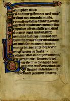 13th Century Psalter [item 18980]