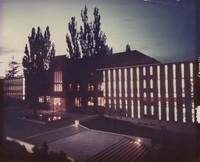 1962 Library at Night