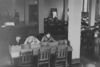 1948 Library: Periodical Reading Room
