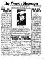 Weekly Messenger - 1919 July 2