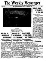 Weekly Messenger - 1921 November 4