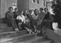 1936 Edens Hall: Dorm Officers