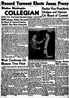Western Washington Collegian - 1949 May 6