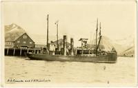 Two fishing vessels,