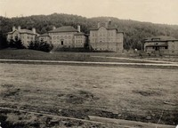 1909 Main Bulding and Edens Hall