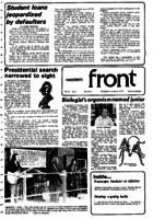 Western Front - 1974 October 8