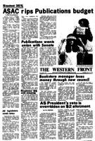 Western Front - 1972 May 23