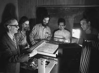 1977 Robert Monahan, Gene Hoerauf, Jim Scott and Others
