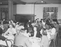 1946 Edens Hall: Dining Room