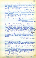 AS Board Minutes - 1921 October