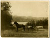T.W. Gillette at Lake Padden