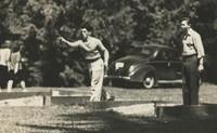 1946 Campus Day: Horseshoe Contest