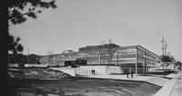 1959 Haggard Hall: Architect's Drawing