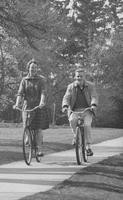 1965 Students Bicycling