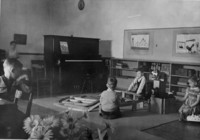 1943 Kindergarten Classroom Activities