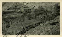 Lower Baker River dam construction 1925-03-09