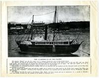 Small steamer