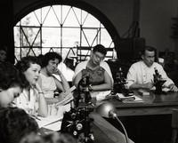 1958 Science Class Activities