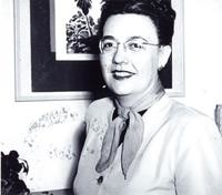 1949 Nancy Smith, Secretary To The Director of Student Teaching