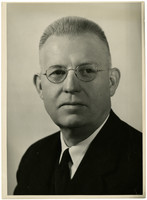 Studio portrait of Frank E. Halman