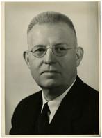 Studio portrait of Frank E. Halman