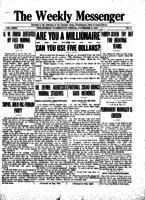 Weekly Messenger - 1923 November 2